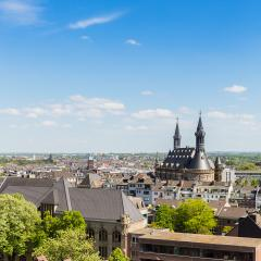 Town hall of aachen city, germany- Stock Photo or Stock Video of rcfotostock | RC-Photo-Stock