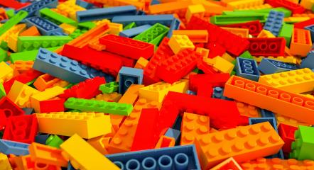 toy bricks in different colors - concept image - 3D Rendering : Stock Photo or Stock Video Download rcfotostock photos, images and assets rcfotostock | RC-Photo-Stock.: