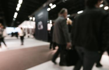 Trade fair visitors generic background with blur effect applied : Stock Photo or Stock Video Download rcfotostock photos, images and assets rcfotostock | RC-Photo-Stock.: