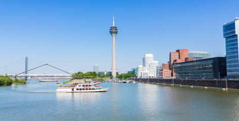 travel to Dusseldorf in Germany medienhafen : Stock Photo or Stock Video Download rcfotostock photos, images and assets rcfotostock | RC-Photo-Stock.: