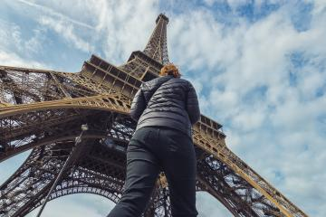Travel to paris and visit the eiffel tower- Stock Photo or Stock Video of rcfotostock | RC-Photo-Stock