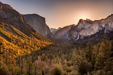 Tunnel view, Yosemite zum Sonnenaufgang, Kalifornien, USA : Stock Photo or Stock Video Download rcfotostock photos, images and assets rcfotostock | RC-Photo-Stock.: