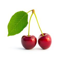twin cherries on white background : Stock Photo or Stock Video Download rcfotostock photos, images and assets rcfotostock | RC-Photo-Stock.: