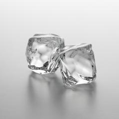 two ice cubes- Stock Photo or Stock Video of rcfotostock | RC-Photo-Stock