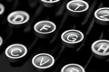 typewriter keys- Stock Photo or Stock Video of rcfotostock | RC-Photo-Stock