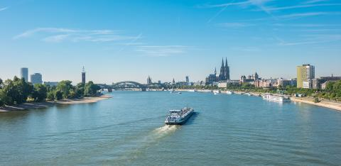 view of Cologne, Germany Beautiful travel photo- Stock Photo or Stock Video of rcfotostock | RC-Photo-Stock