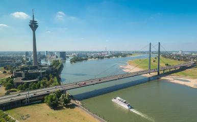 view of Dusseldorf, Germany- Stock Photo or Stock Video of rcfotostock | RC-Photo-Stock