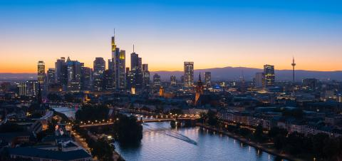 view of Frankfurt am Main city- Stock Photo or Stock Video of rcfotostock | RC-Photo-Stock