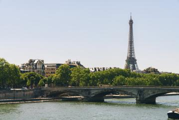 view of the eiffel tower, paris, france : Stock Photo or Stock Video Download rcfotostock photos, images and assets rcfotostock | RC-Photo-Stock.:
