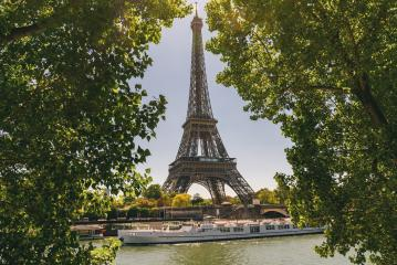 View on Eiffel Tower, Paris, France- Stock Photo or Stock Video of rcfotostock | RC-Photo-Stock