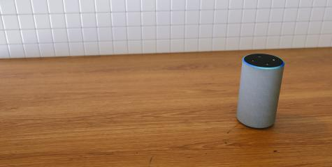 voice controlled smart speaker in the kitchen, with copy space for individual text : Stock Photo or Stock Video Download rcfotostock photos, images and assets rcfotostock | RC-Photo-Stock.: