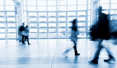 Walking Commuter at a aiport- Stock Photo or Stock Video of rcfotostock | RC-Photo-Stock
