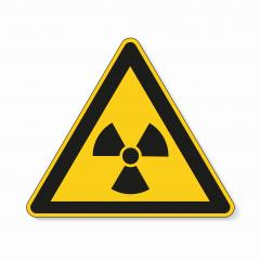 Warning radioactive zone. Safety signs, warning Sign or Danger symbol BGV hazard pictogram, for Radioactivity. Dangerous radiation area on white background. Vector EPS 10. : Stock Photo or Stock Video Download rcfotostock photos, images and assets rcfotostock | RC-Photo-Stock.: