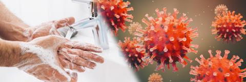 Washing hands man rinsing soap with running water at sink, Coronavirus 2019-ncov prevention hand hygiene. Corona Virus pandemic protection by cleaning hands frequently. : Stock Photo or Stock Video Download rcfotostock photos, images and assets rcfotostock | RC-Photo-Stock.: