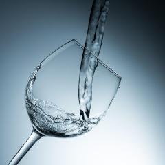 water pouring in a wine glass- Stock Photo or Stock Video of rcfotostock | RC-Photo-Stock