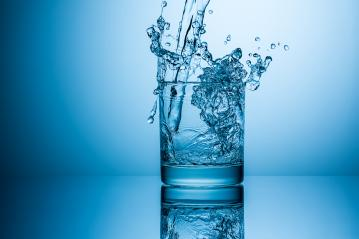 water splashes in to a glass : Stock Photo or Stock Video Download rcfotostock photos, images and assets rcfotostock | RC-Photo-Stock.:
