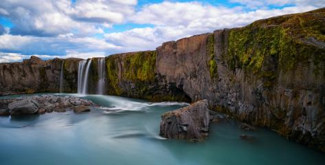 waterfall in iceland : Stock Photo or Stock Video Download rcfotostock photos, images and assets rcfotostock | RC-Photo-Stock.: