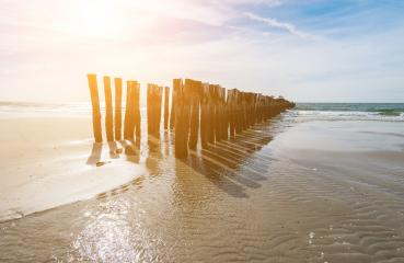 Wave breaker at the beach in Domburg, the Netherlands : Stock Photo or Stock Video Download rcfotostock photos, images and assets rcfotostock | RC-Photo-Stock.: