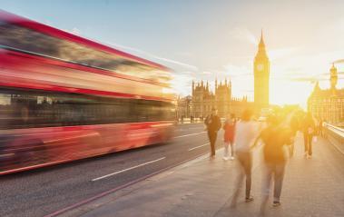 Westminster Bridge at sunset, London, UK- Stock Photo or Stock Video of rcfotostock | RC-Photo-Stock
