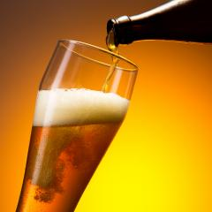 wheat beer flows in to a glass : Stock Photo or Stock Video Download rcfotostock photos, images and assets rcfotostock | RC-Photo-Stock.: