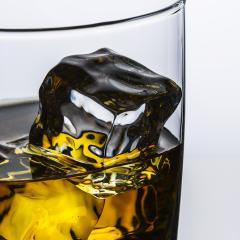 whiskey close-up with ice- Stock Photo or Stock Video of rcfotostock | RC-Photo-Stock