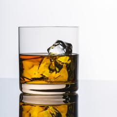 whiskey glass with ice chunks- Stock Photo or Stock Video of rcfotostock | RC-Photo-Stock