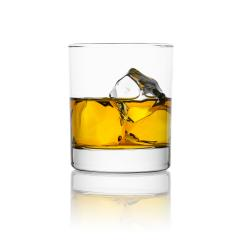 whiskey glass with ice on white- Stock Photo or Stock Video of rcfotostock | RC-Photo-Stock