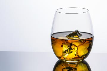 whiskey with chunks of ice : Stock Photo or Stock Video Download rcfotostock photos, images and assets rcfotostock   RC-Photo-Stock.: