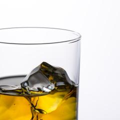 whiskey with ice on white- Stock Photo or Stock Video of rcfotostock | RC-Photo-Stock