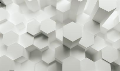 white abstract hexagons background pattern, gaming Concept image - 3D rendering - Illustration  : Stock Photo or Stock Video Download rcfotostock photos, images and assets rcfotostock | RC-Photo-Stock.:
