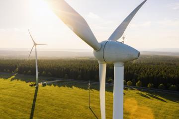 Wind Power Renewable Energy Plant- Stock Photo or Stock Video of rcfotostock   RC-Photo-Stock