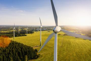 Wind Turbines Windmill Energy Farm- Stock Photo or Stock Video of rcfotostock | RC-Photo-Stock