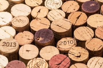 wine corks from different wines- Stock Photo or Stock Video of rcfotostock | RC-Photo-Stock