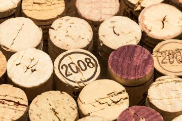 wine corks from different years- Stock Photo or Stock Video of rcfotostock | RC-Photo-Stock