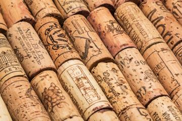 wine corks in lines : Stock Photo or Stock Video Download rcfotostock photos, images and assets rcfotostock | RC-Photo-Stock.: