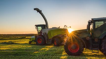 working agicultural machinery in sunny day- Stock Photo or Stock Video of rcfotostock | RC-Photo-Stock