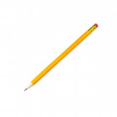 yellow pencil, isolated on white background- Stock Photo or Stock Video of rcfotostock | RC-Photo-Stock