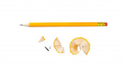 yellow pencil with pencil shavings, isolated on white background : Stock Photo or Stock Video Download rcfotostock photos, images and assets rcfotostock | RC-Photo-Stock.: