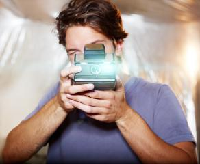 Young handsome photographer- Stock Photo or Stock Video of rcfotostock | RC-Photo-Stock