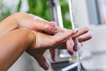 Young woman washing her hands- Stock Photo or Stock Video of rcfotostock   RC-Photo-Stock