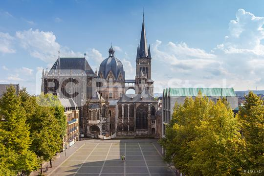 Aachen, Dom  : Stock Photo or Stock Video Download rcfotostock photos, images and assets rcfotostock   RC-Photo-Stock.:
