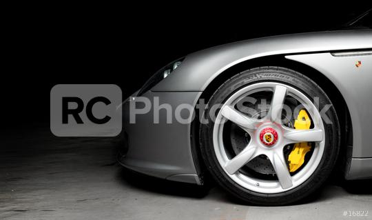 Aachen, Germany, June 14, 2013: Arranged Street shot of an  Porsche carrera GT.   : Stock Photo or Stock Video Download rcfotostock photos, images and assets rcfotostock | RC-Photo-Stock.: