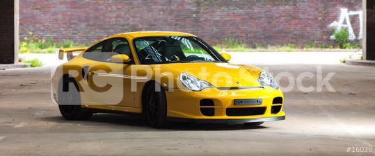 Aachen, Germany, June 14, 2013: Arranged Street shot of an historic Porsche 911. model 996 gt2  : Stock Photo or Stock Video Download rcfotostock photos, images and assets rcfotostock | RC-Photo-Stock.: