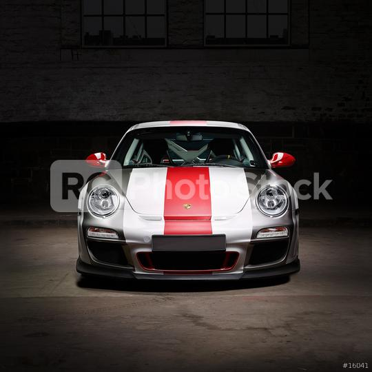 Aachen, Germany, June 14, 2013: Arranged Street shot of an historic Porsche 911. model 997 gt3  : Stock Photo or Stock Video Download rcfotostock photos, images and assets rcfotostock | RC-Photo-Stock.: