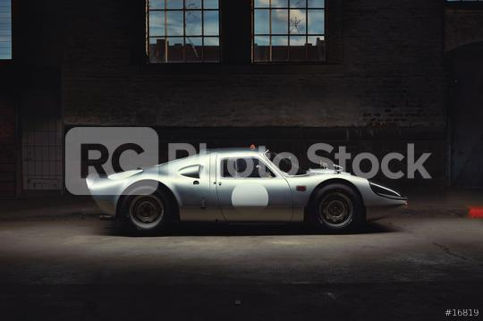 Aachen, Germany, June 14, 2013: Arranged Street shot of an historic Porsche Durlite 550 spyder.   : Stock Photo or Stock Video Download rcfotostock photos, images and assets rcfotostock | RC-Photo-Stock.: