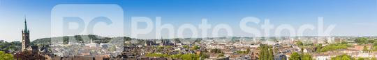 Aachen skyline panorama at summer  : Stock Photo or Stock Video Download rcfotostock photos, images and assets rcfotostock | RC-Photo-Stock.: