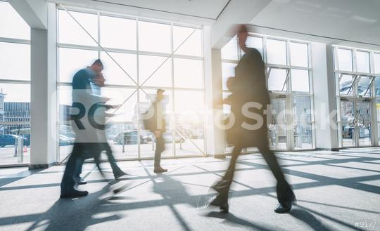 abstakt image of Business people walking in a floor  : Stock Photo or Stock Video Download rcfotostock photos, images and assets rcfotostock   RC-Photo-Stock.: