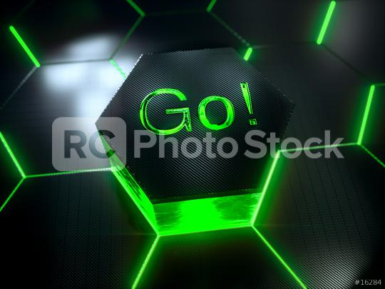 Abstract futuristic surface hexagon pattern with light rays  : Stock Photo or Stock Video Download rcfotostock photos, images and assets rcfotostock   RC-Photo-Stock.: