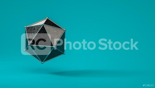 Abstract platonic sphere logo design - 3D Rendering  : Stock Photo or Stock Video Download rcfotostock photos, images and assets rcfotostock | RC-Photo-Stock.: