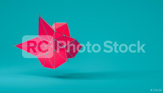 Abstract polygonal sphere logo design - 3D Rendering  : Stock Photo or Stock Video Download rcfotostock photos, images and assets rcfotostock | RC-Photo-Stock.: